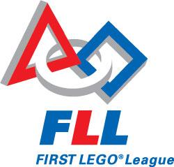 Il logo della First Lego League