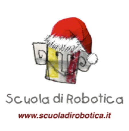 Logo della Scuola di Robotica