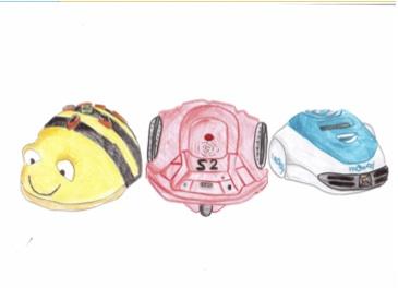 BeeBot, Scribbler e mOway