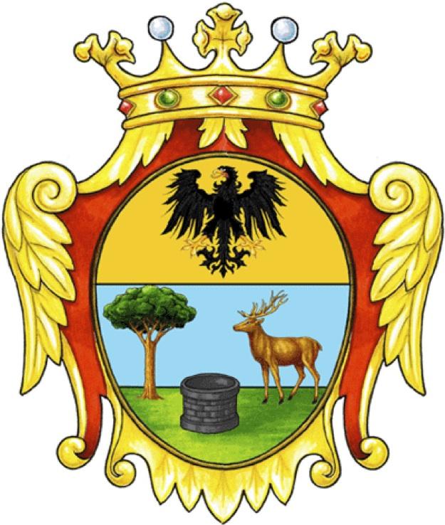 Lo stemma Città di Mortara