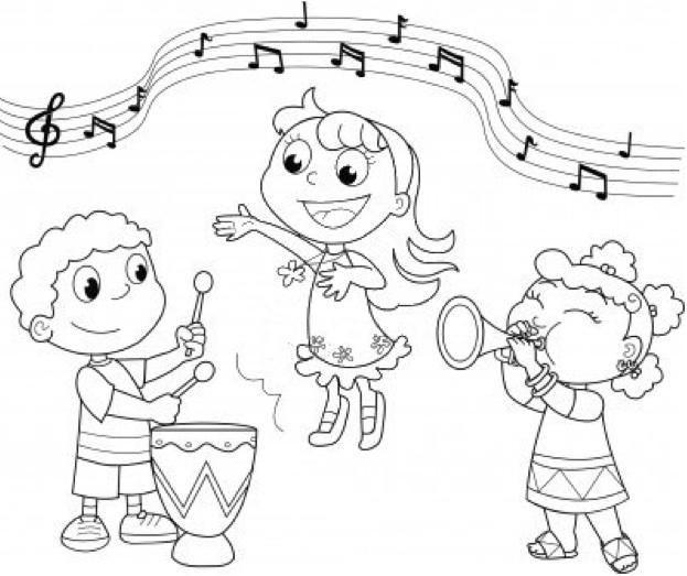 Bambini in musica