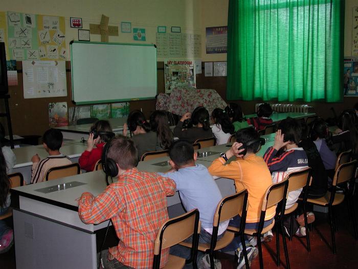 Laboratorio linguistico e musicale