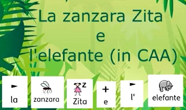 La zanzara Zita e l'elefante (CAA)