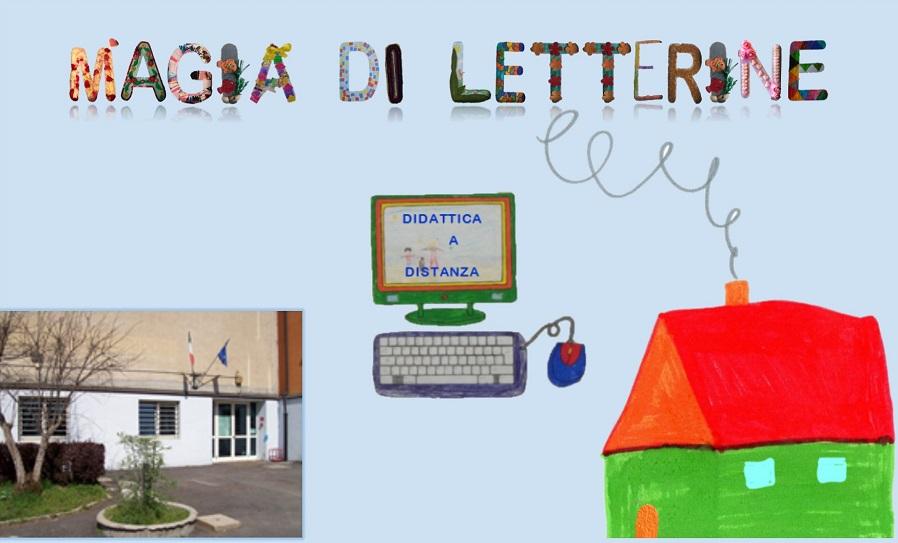 """""""MAGIA DI LETTERINE"""""""
