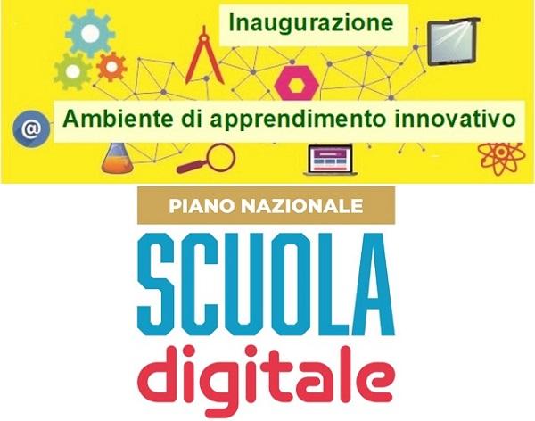 """Inaugurazione """"Ambiente di Apprendimento Innovativo"""""""